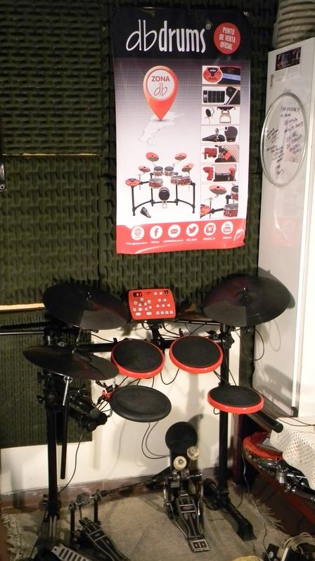 Bateria Electronica Db Drumb