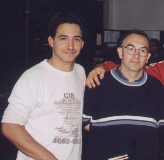 Carlos Rodriguez -Pianista de Jazz
